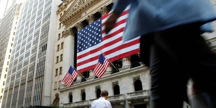 Wall Street ouvre en baisse avec les financières et les techs