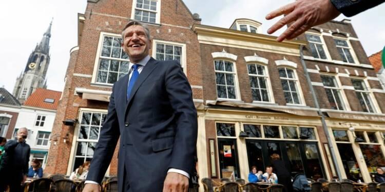 Aux Pays-Bas, le CDA pourrait être le vainqueur surprise du scrutin