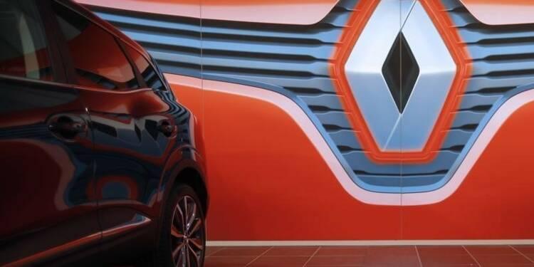 Renault propose 3.000 recrutements sur 3 ans