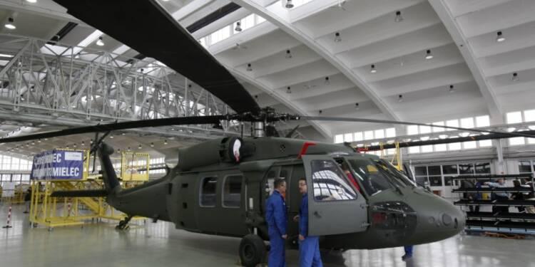 La Pologne va commander 10 hélicoptères Sikorsky