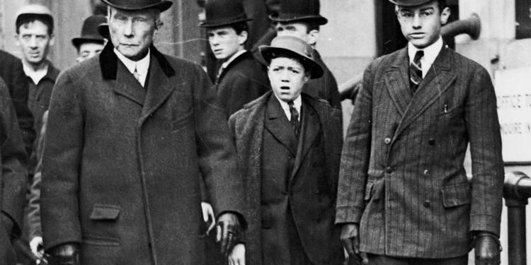 John Rockefeller (1839-1937), Standard Oil : roi du pétrole et plus grosse fortune de l'histoire