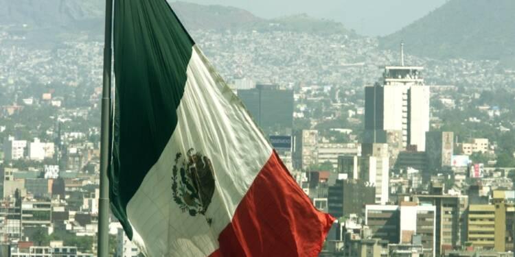 HSBC et Santander revoient en baisse la croissance 2017 au Mexique
