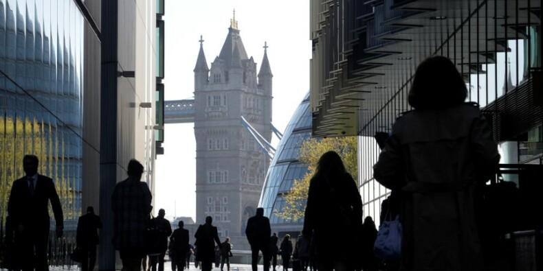 """La City de Londres met en garde contre un """"Brexit dur"""""""