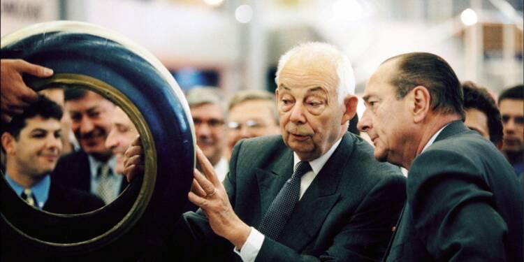 François Michelin (1926-2015) : il a imposé sa marque partout dans le monde