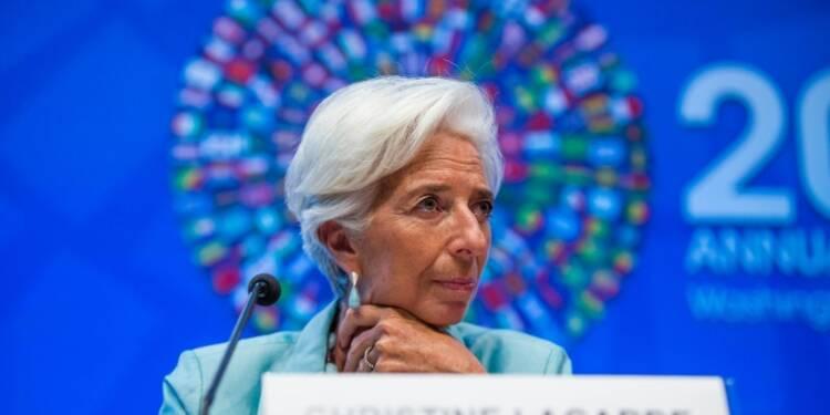 Le FMI lance une bouée de sauvetage financière à l'Egypte