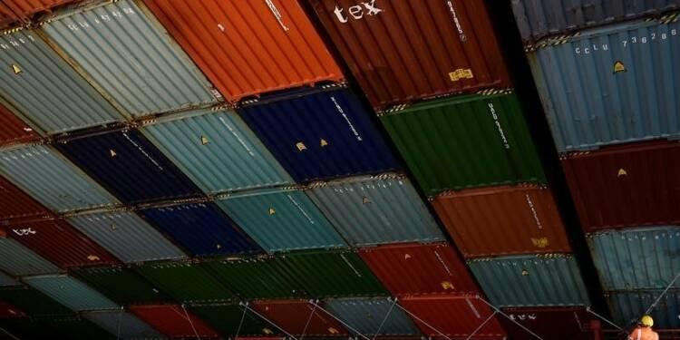 Diminution du déficit commercial britannique en juillet