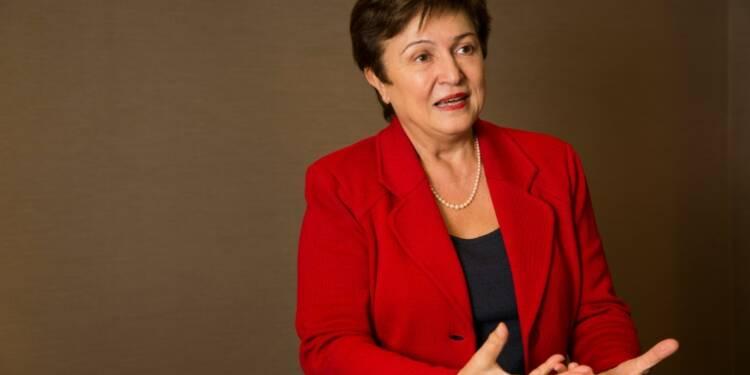 UE: démission de la commissaire au budget bulgare Kristalina Georgieva