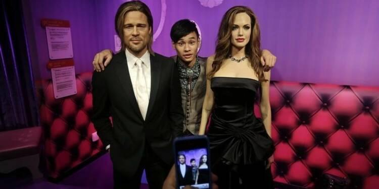 Mme Tussauds entérine le divorce d'Angelina Jolie et Brad Pitt