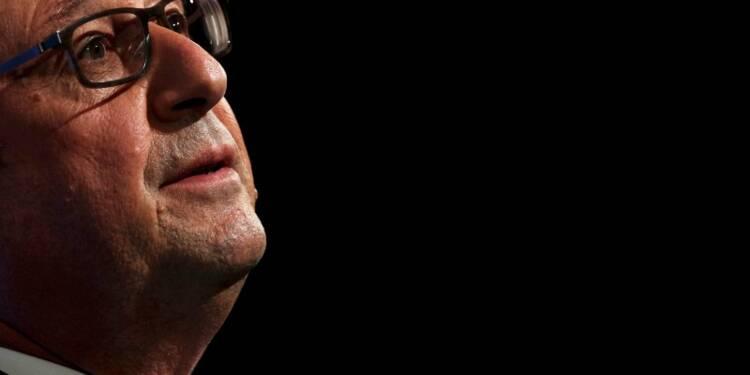 François Hollande défend le clivage droite-gauche