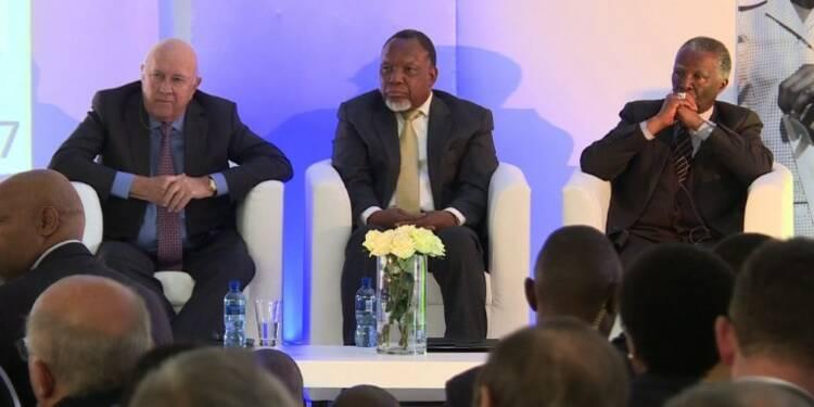 Afrique du Sud: trois ex-présidents contre la crise politique