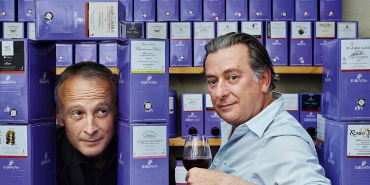 Bruno Quenioux et Frantz Roesch : ils donnent au vin en BIB ses lettres de noblesse