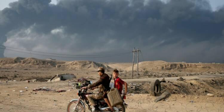 Des milices chiites vont attaquer l'EI à l'ouest de Mossoul