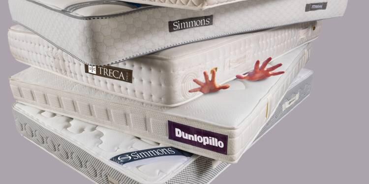 Dunlopillo simmons tr ca le cauchemar du roi du matelas - Roi du matelas vendenheim ...