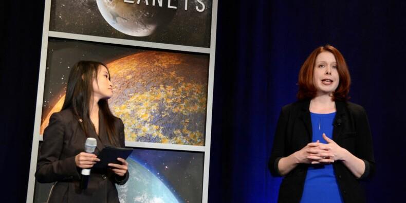 Trois exoplanètes réunissent les conditions nécessaires à la vie