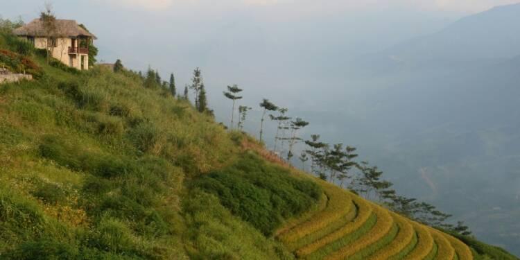 """Au Vietnam, le boom du tourisme menace les """"Alpes du Tonkin"""""""