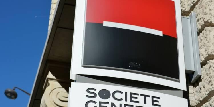 Société Générale: le bénéfice du troisième trimestre miné par la banque de détail en France
