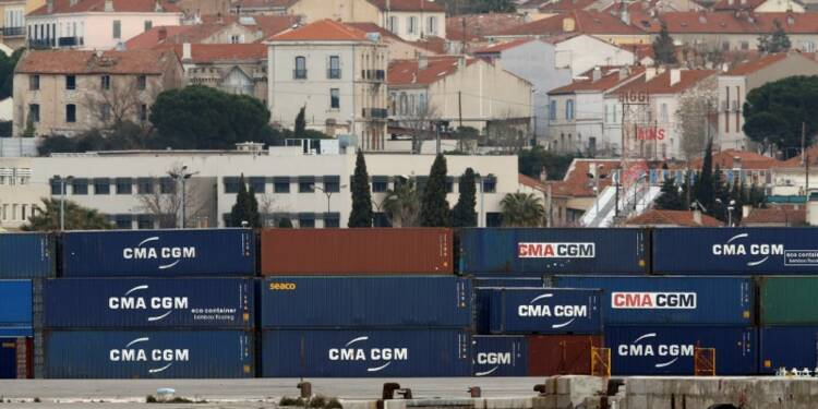 Un rapport de la Cour des comptes sévère pour le port de Marseille