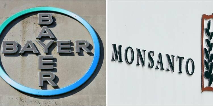 Monsanto aurait accepté l'offre de rachat de Bayer