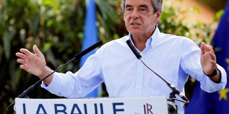 Fillon n'appellera pas à voter Sarkozy au 2e tour de la primaire