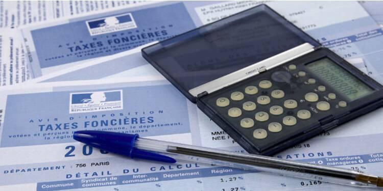 Le palmarès 2012 des impôts locaux, ville par ville