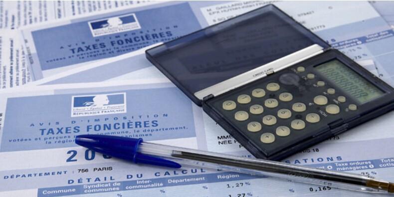 Encore de fortes hausses des taxes d'habitation et des taxes foncières en 2012