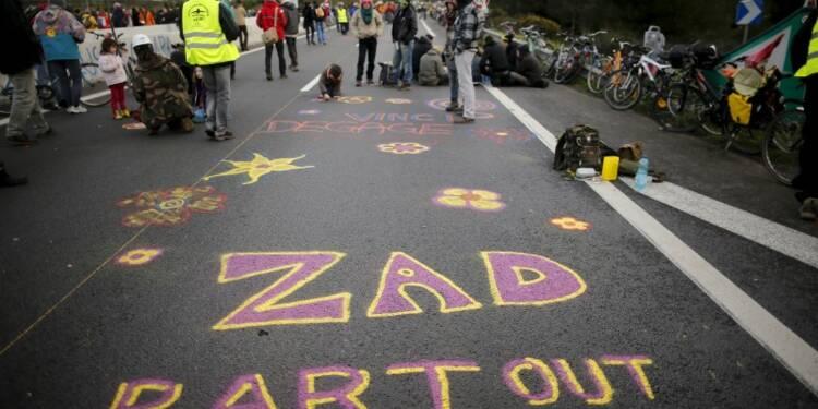 Les opposants à l'aéroport de Notre-Dame-des-Landes déboutés
