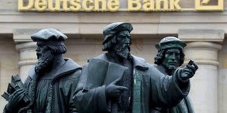 Des entreprises allemandes songent à investir dans Deutsche Bank