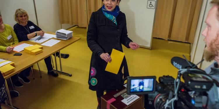 Le Parti pirate favori des législatives en Islande