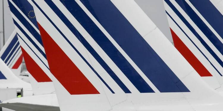 Repas chauds, wifi et sièges en cuir : Air France monte en gamme sur les vols moyen-courrier