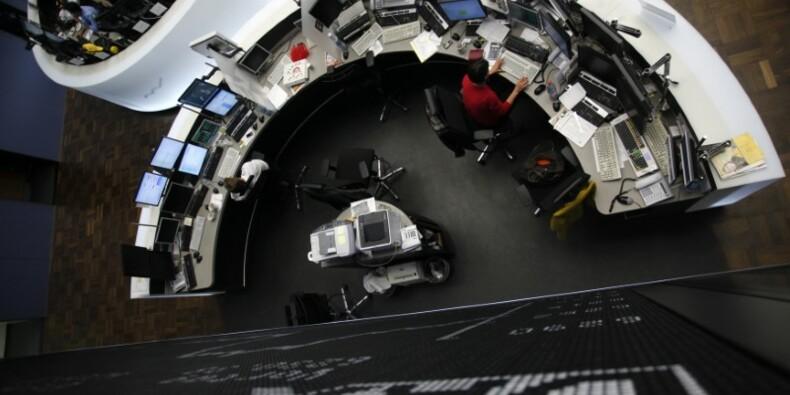Les Bourses européennes évoluent dans le désordre mais sans changement spectaculaire à mi-séance