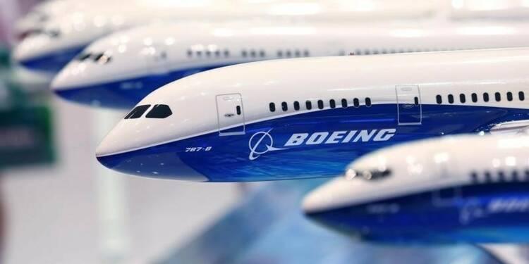 Bénéfice en hausse et prévisions relevées pour Boeing