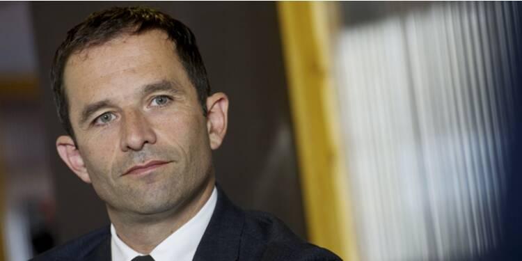 Primaire à gauche : le programme choc du vainqueur Benoît Hamon