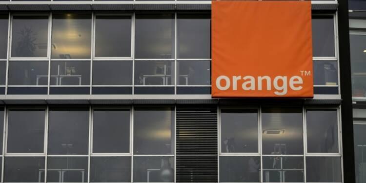 Orange: signature d'un premier accord sur la transformation numérique