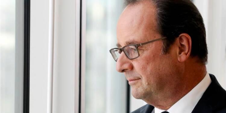 80% des Français jugent que Hollande doit renoncer à 2017