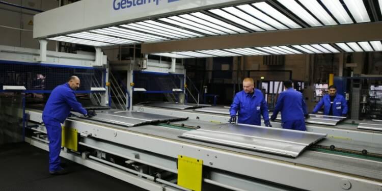 COR-L'équipementier espagnol Gestamp veut s'introduire en Bourse