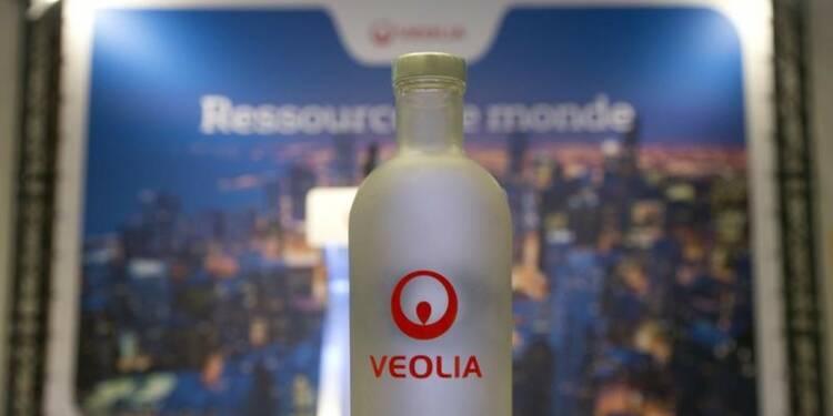 Veolia lance un audit interne, deux cadres mis à pied