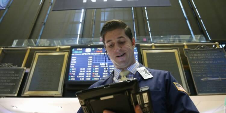Wall Street ouvre en hausse avec les cours du pétrole