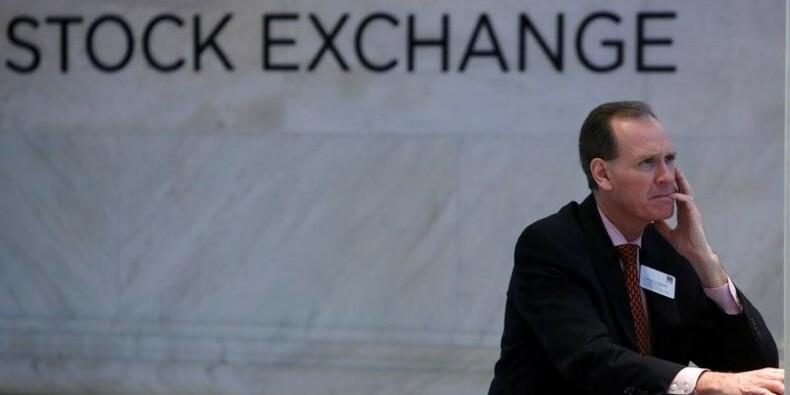 Wall Street alourdie par l'énergie en attendant la Fed