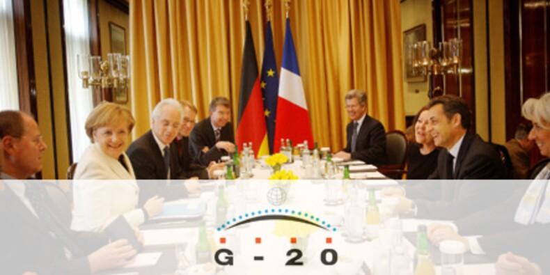 Suivez en direct la conférence de presse de Nicolas Sarkozy et Angela Merkel