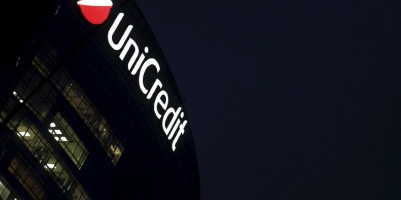 L'augmentation de capital d'UniCredit massivement souscrite