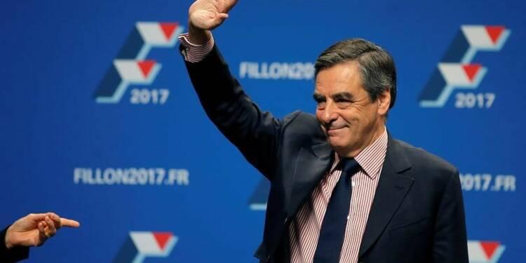 Fillon talonne Juppé et Sarkozy dans un sondage sur la primaire