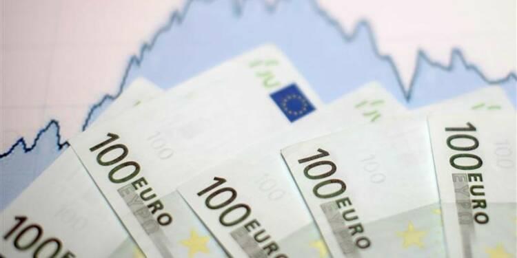 En zone euro, un taux d'inflation annuel de 1,1% en décembre