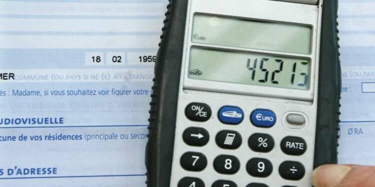 La baisse de l'impôt des ménages irait aux classes moyennes