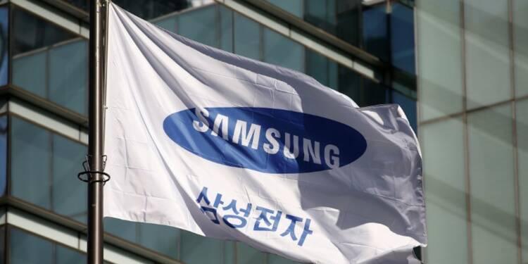 Un autre dirigeant de Samsung entendu par le procureur spécial