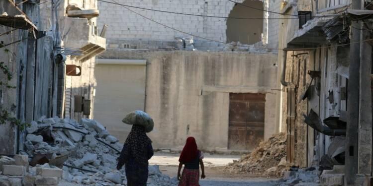 Les forces syriennes reprennent des secteurs au sud-ouest d'Alep