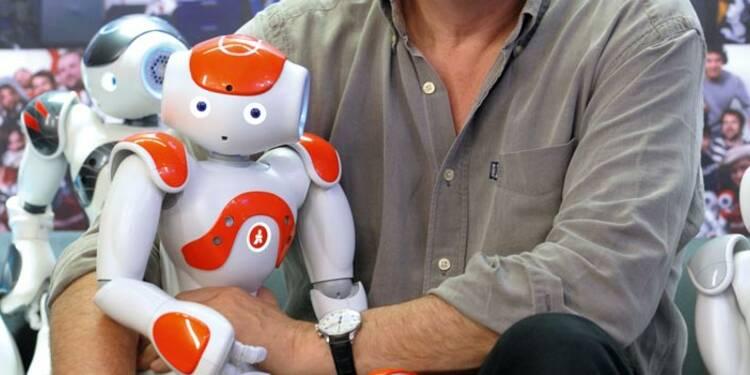 Le robot made in France mis KO par les nippons