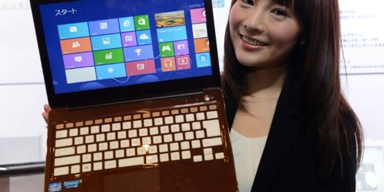 Le chinois Lenovo en passe de coiffer les PC de Fujitsu, après ceux d'IBM et NEC