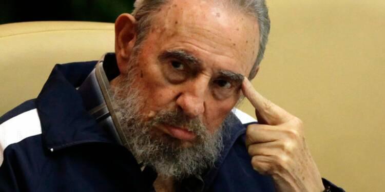 Fidel Castro, père de la Révolution cubaine, est mort à 90 ans