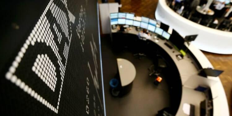 Les Bourses européennes toujours dans le vert à la mi-séance