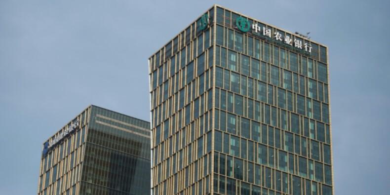 Etats-Unis: amende de 215 millions de dollars pour Agricultural Bank of China